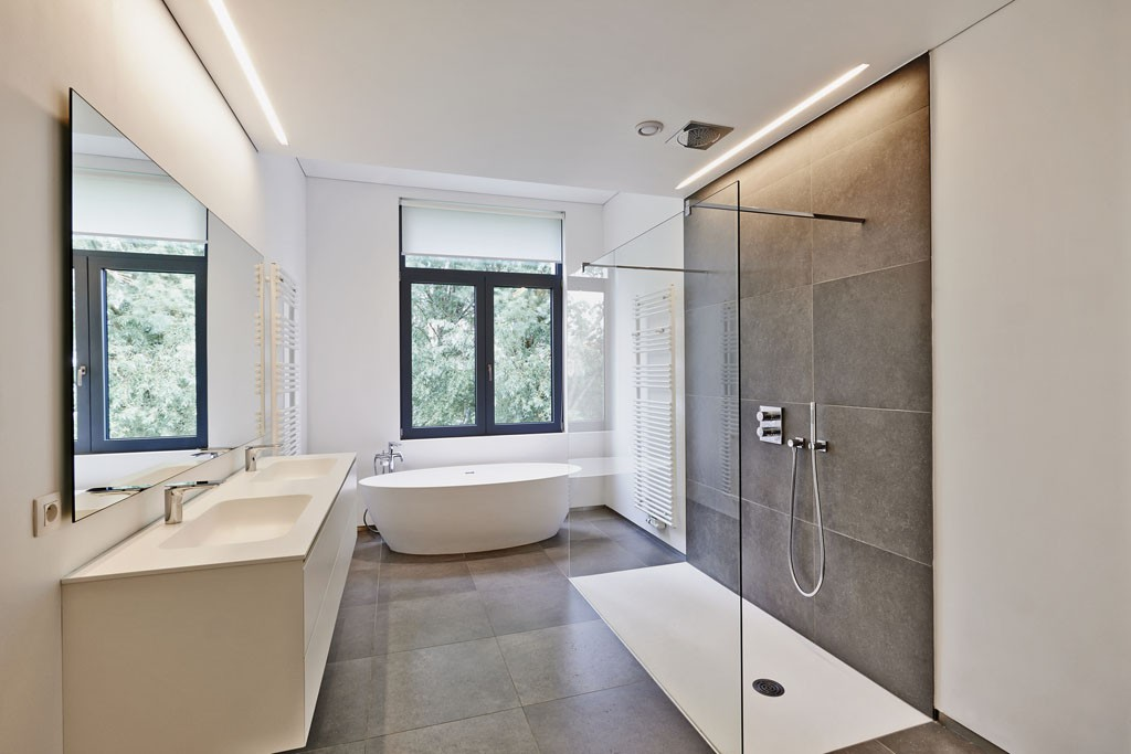 Luxus Badezimmer Modern | Webnside.Com